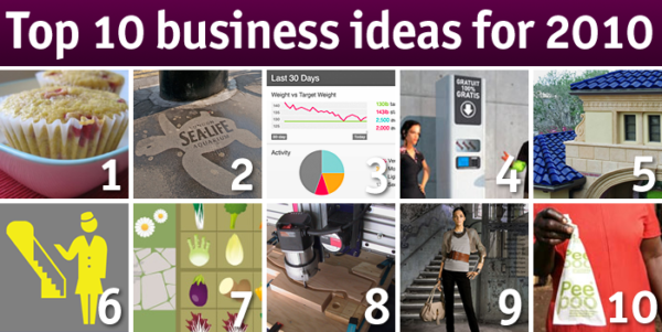 10 Good Business Opportunities to Start the Year