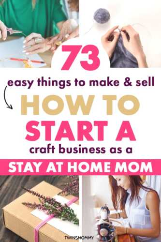 15 Product Ideas To Make At Home And Generate Extra Income