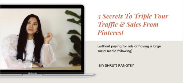 15 Secrets To Triple Your Sales