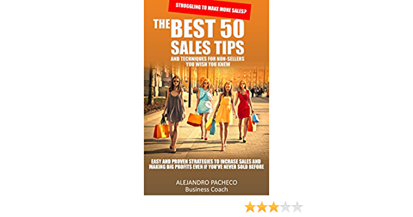 23 Sales techniques for NON-sellers