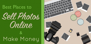 37 Places to Sell Photos on the Internet