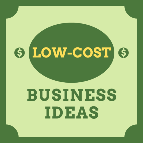 40 Small Businesses You Can Start With Under $ 1000 Dollars