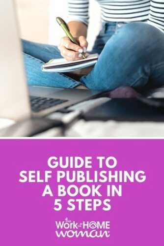 A Simple Guide to Self-Publishing a Book in 5 Steps