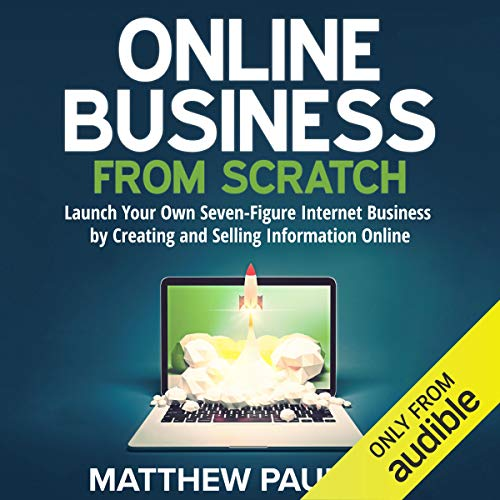 Audiobook: 7 Things I Did To Have An Internet Business