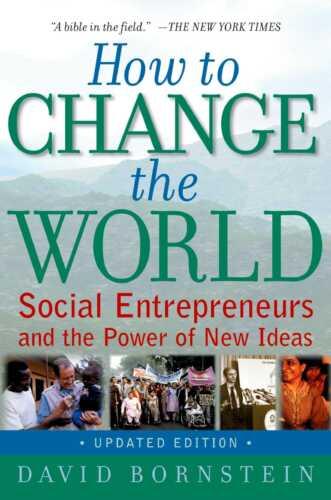 Be a social entrepreneur and transform your world