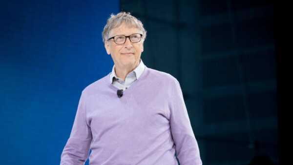 Bill Gates-style business strategy