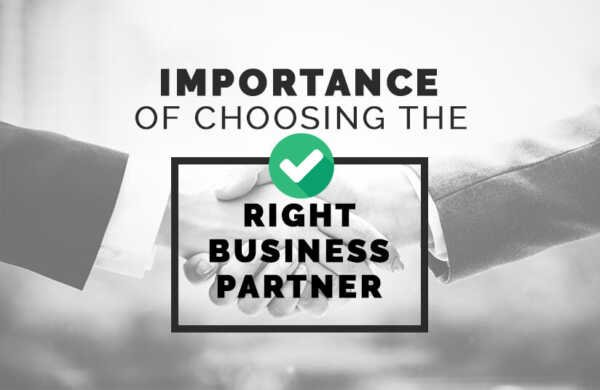 Business Partners: How to Choose the Right Partner?