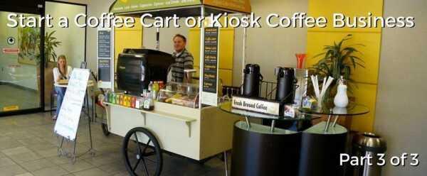 Coffee Kiosk, a Profitable Business