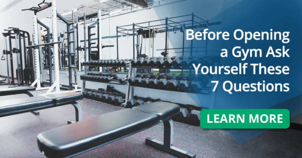 Considerations for Starting a Gym and SPA