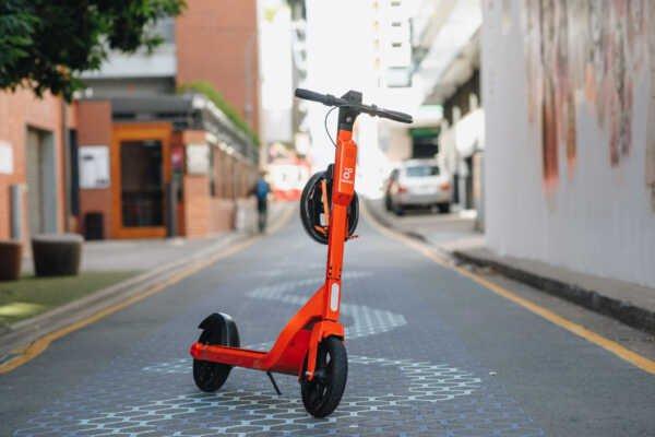 E-Scooters Rental: Great Potential Entrepreneurship