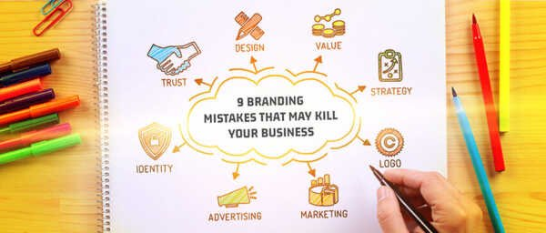 ⋆ 5 Branding Mistakes That Kill Your Small Business ⋆ American Business