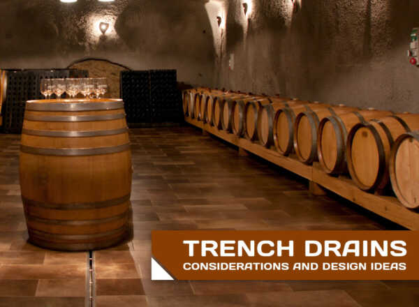 ⋆ Trench Drain Designs - Design Considerations and Ideas ⋆ American Business