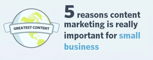 ⋆ Why is content marketing important for small businesses?  ⋆ Business American