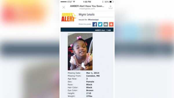 Facebook Announces AMBER Alerts, A System To Locate Missing Children