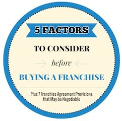 Franchises, when and why to consider them