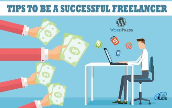 Freelance: Tips for Being a Successful Freelancer