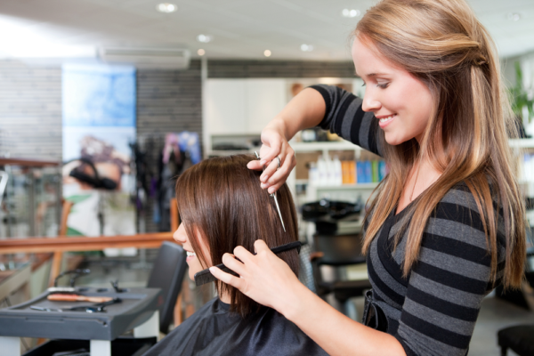Get into the hairdressing business