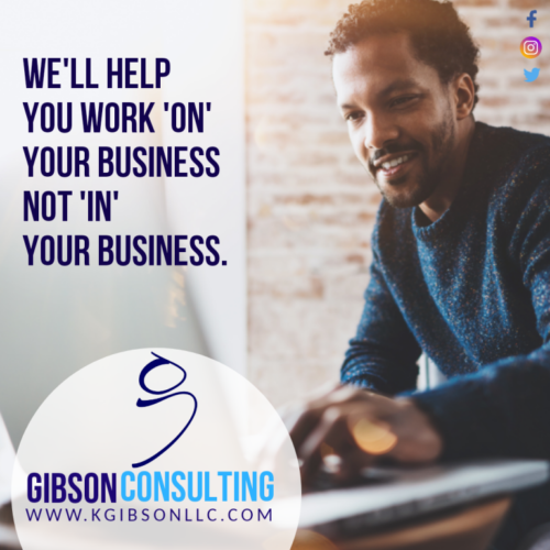 Gibson Consulting & Solutions, LLC (financing solutions)