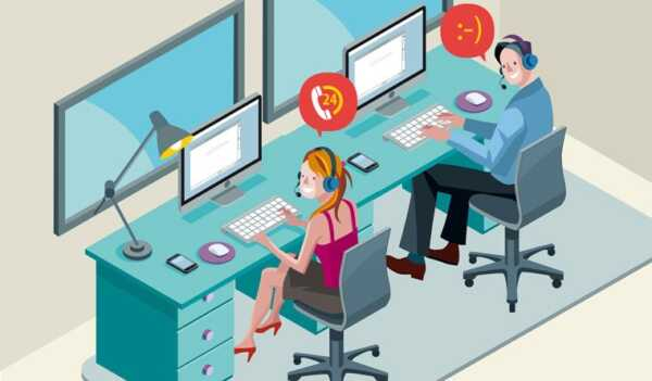 Guide for setting up a Call Center