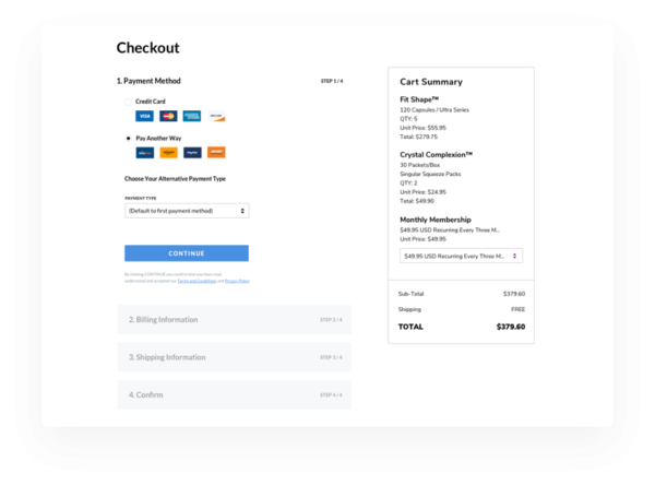 How to Accept Payments Online or From Any Country