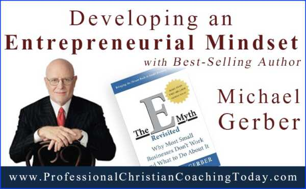 How to Develop an Entrepreneurial Mindset [Podcast]