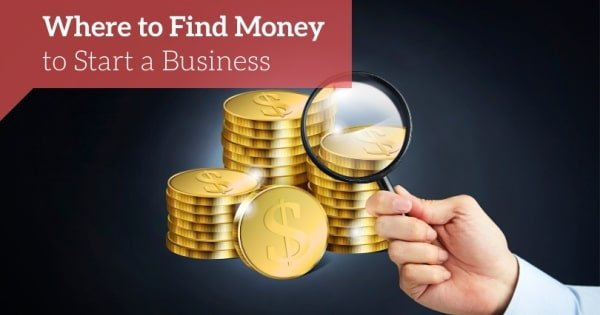 How To Get Money To Start Your Business