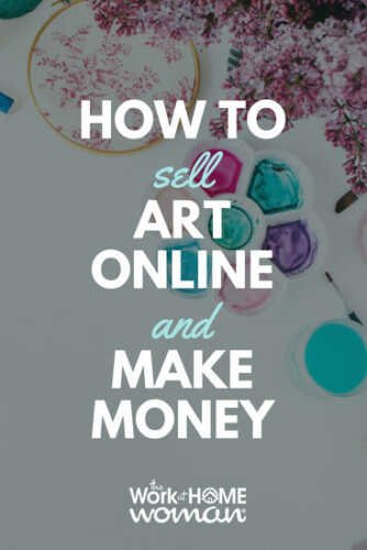 How To Make Money From Home Selling Prints Online