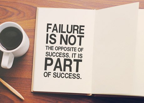 How to Turn Failure Into Good Results