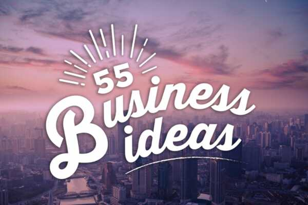 If you don't know what business to put, start with these ideas