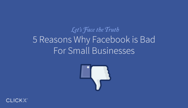 Is Facebook a bad business?