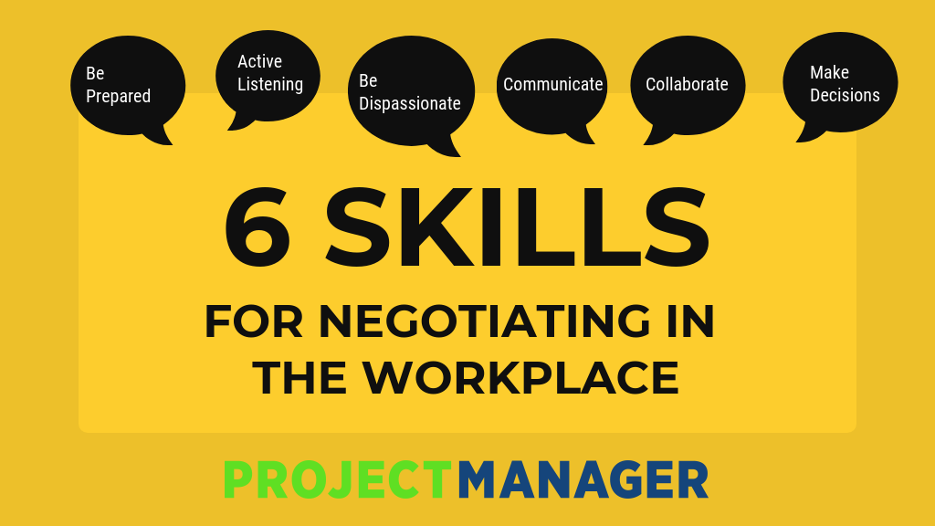 Negotiating, a learned skill: 10 tips