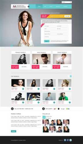 Online Modeling Agency #ideasdeNegocios