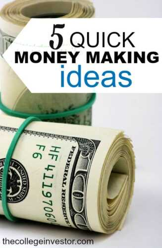 Options To Make Money Fast