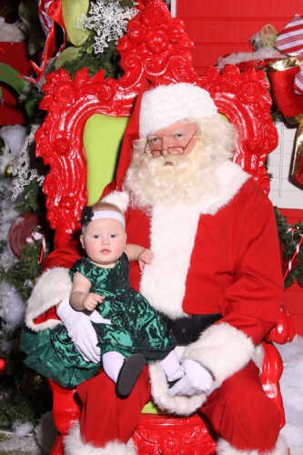 Photography Business with Santa Claus