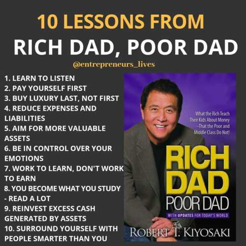 Robert Kiyosaki will manage your business for 3 months