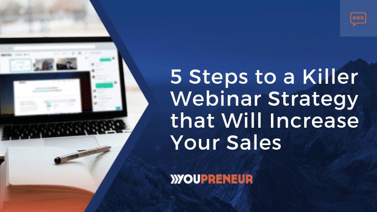Sales Strategies for Entrepreneurs [webinar]
