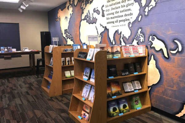 Setting up a Christian Library