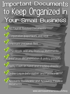 Small Business Credits and Collections