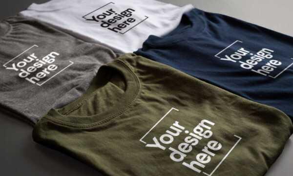 Small Business: Custom T-Shirt Printing