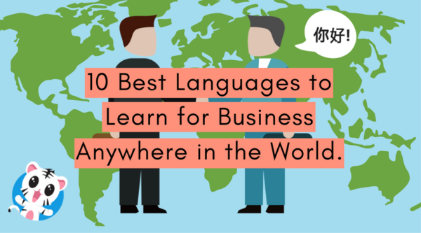 Speaking Another Language is Good Business