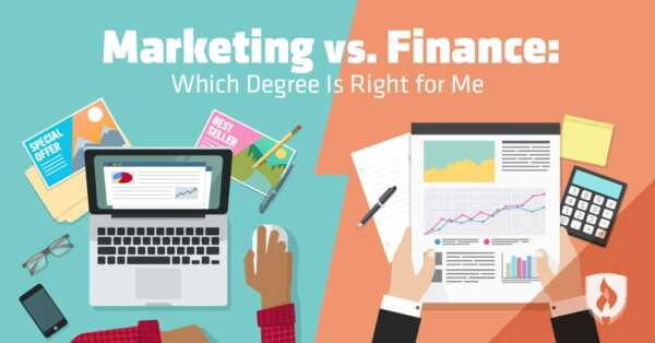 Specialize in Marketing and Finance