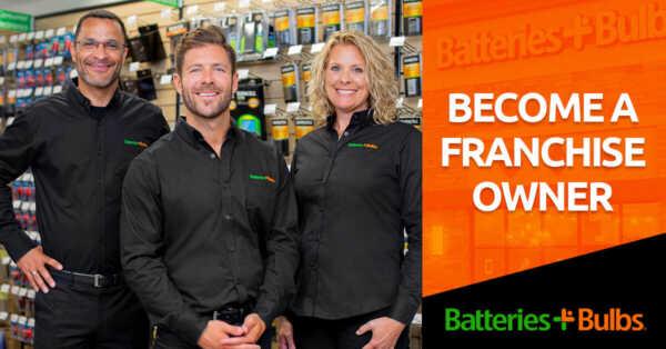 Start a Batteries Plus Bulbs Franchise