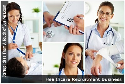 Start a business with medical recruiters