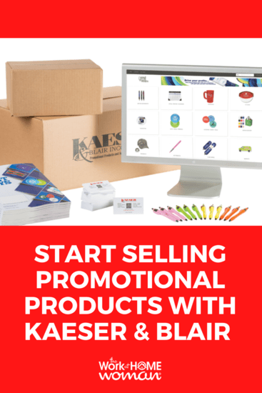 Start a Home Based Business with Kaeser & Blair Inc.