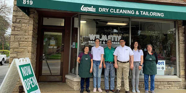 Start a Lapel Dry Cleaning Franchise