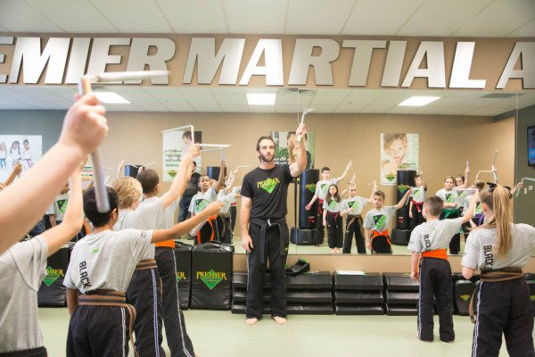 Start a Premier Martial Arts Franchise