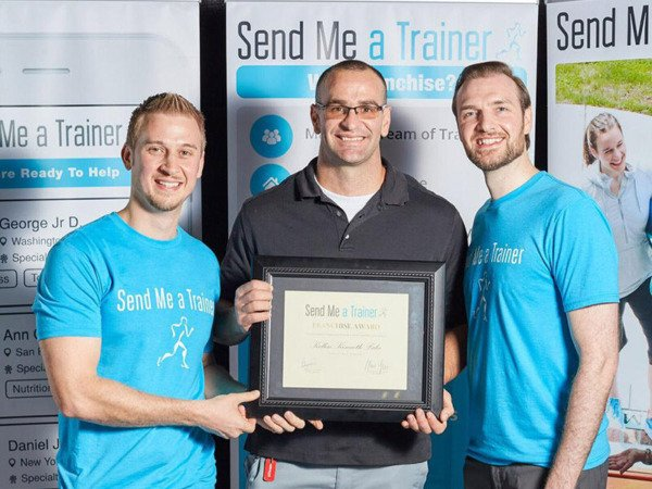 Start a Send Me A Trainer franchise