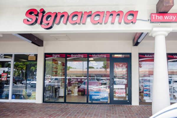 Start a Signarama Franchise