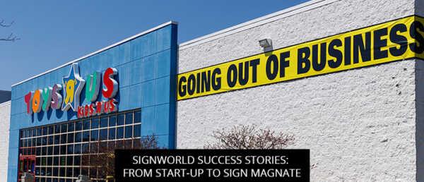 Start a Signworld business