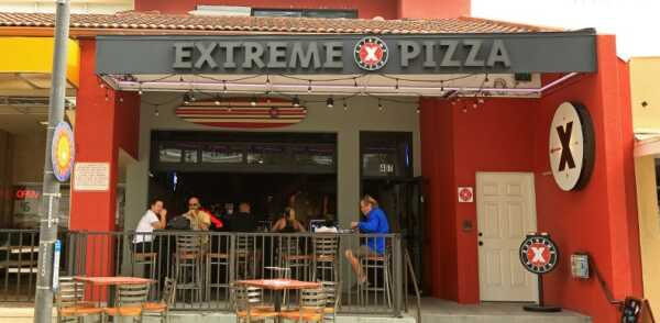 Start an Extreme Pizza Franchise